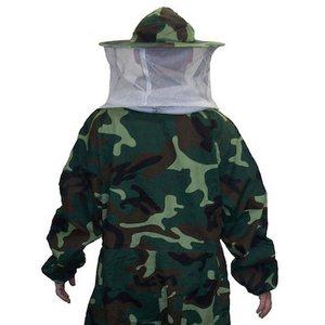 Camo Beekeeping Suit & Veil