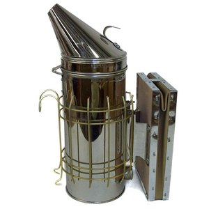 10-Inch Stainless Steel Smoker