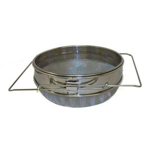 Stainless Steel Double Sieve (Honey Strainer)