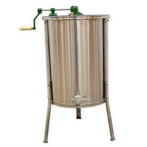 4/8 Frame Handcrank Honey Extractor